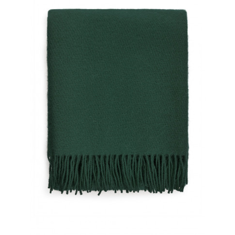 Klippan Wool Blanket - Green