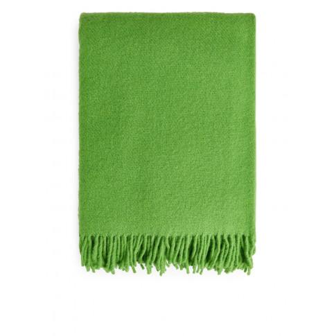 Klippan Wool Blanket - Green