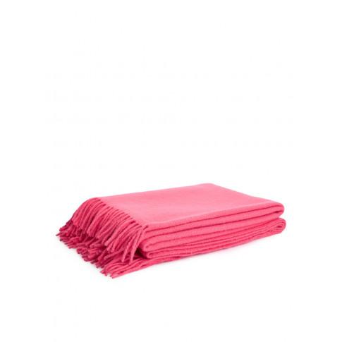 Klippan Wool Blanket - Pink
