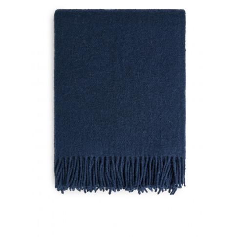 Klippan Wool Blanket - Blue