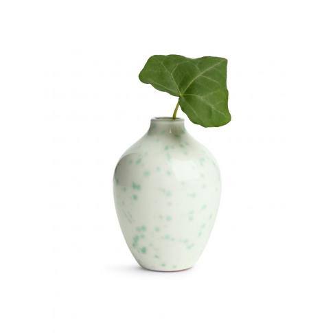 Terracotta Vase 8.5 Cm - Green