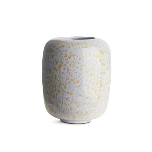 Terracotta Vase 13.5 Cm - Yellow
