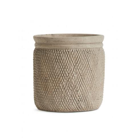 Serax Flower Pot 12 Cm - Beige
