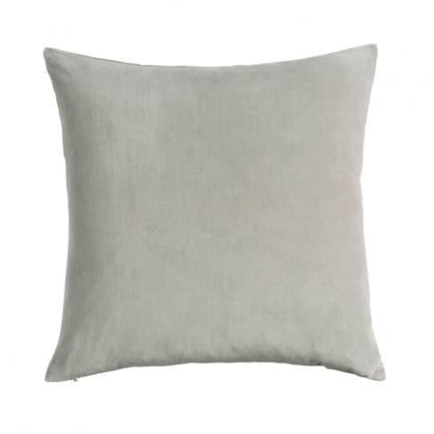 Christy Jaipur Cushion 45x45 Silver