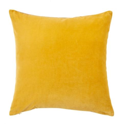 Christy Jaipur Cushion 45x45cm Turmeric