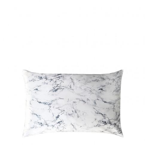 SLIP Silk Pillowcase Marble