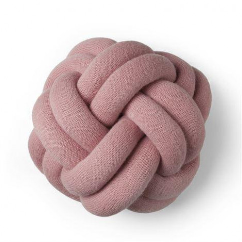 Design House Stockholm Pink Knot Cushion