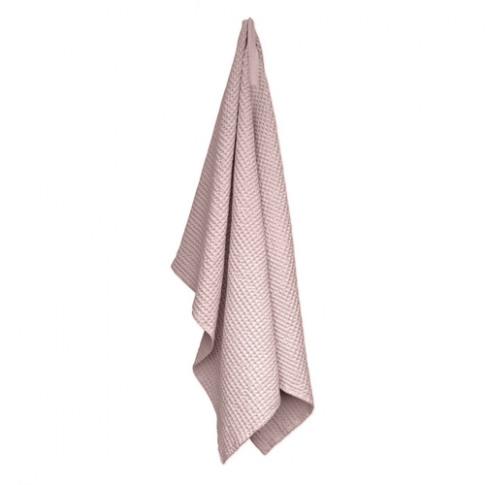 The Organic Company Big Waffle Towel & Blanket Rose