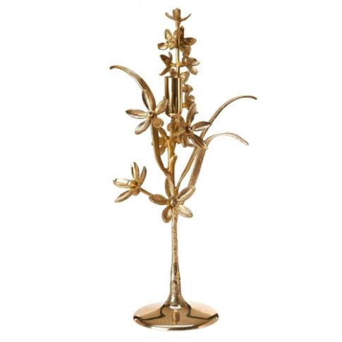Pols Potten Gold Bouquet Candle Holder