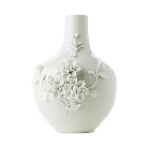 Pols Potten White 3d Rose Vase