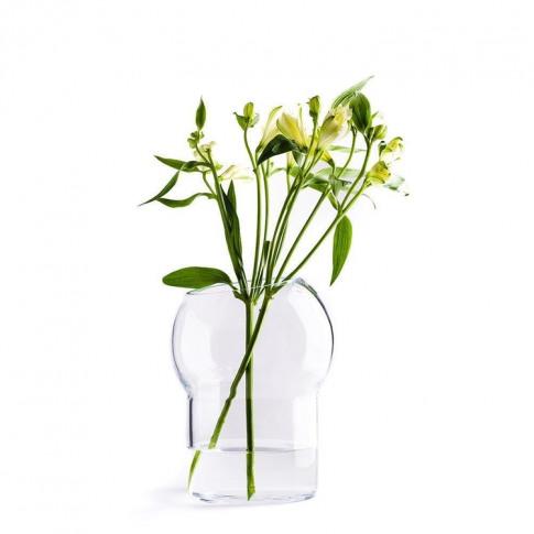 Anna Thorunn Bliss Vase Clear