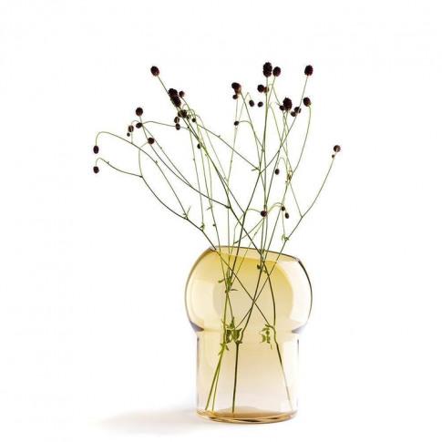 Anna Thorunn Bliss Vase Amber