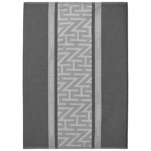 Harvey Nichols Hn Print Chef's Cloth Tea Towel