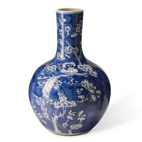 Pols Potten Blossom Vase Blue Large