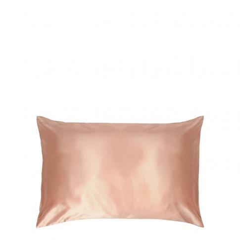 Slip Rose Gold Pure Silk Pillowcase - Queen