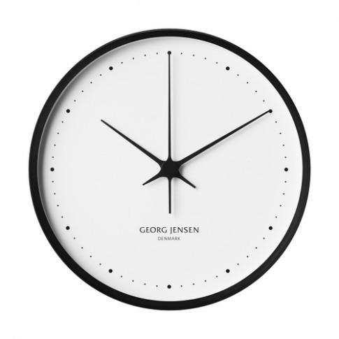 Georg Jensen Henning Koppel Wall Clock 30 Cm