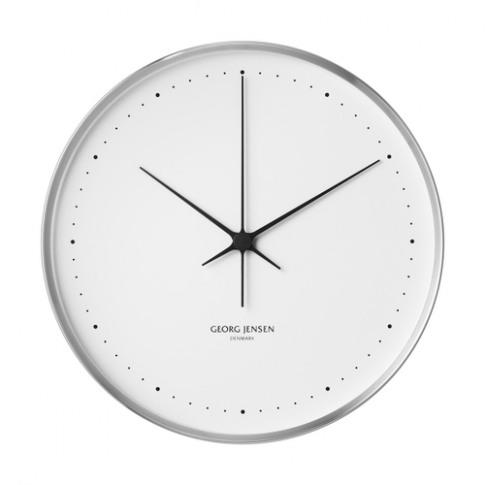 Georg Jensen Henning Koppel Wall Clock 40 Cm