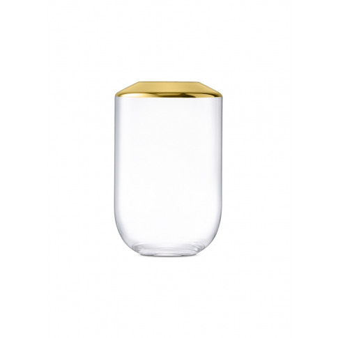 Space Tall Vase - Gold