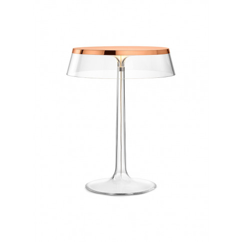 Bon Jour Table Lamp - Copper