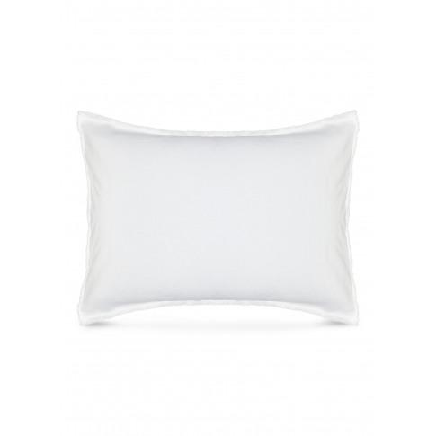 Saten Pillowcase Set - White