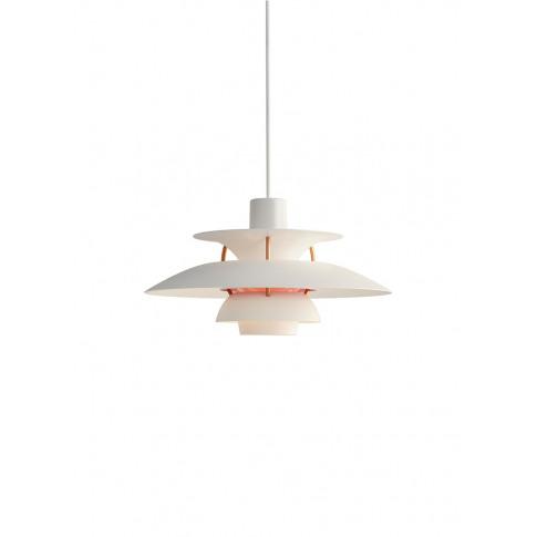 Ph5 Small Pendant Light - Modern White