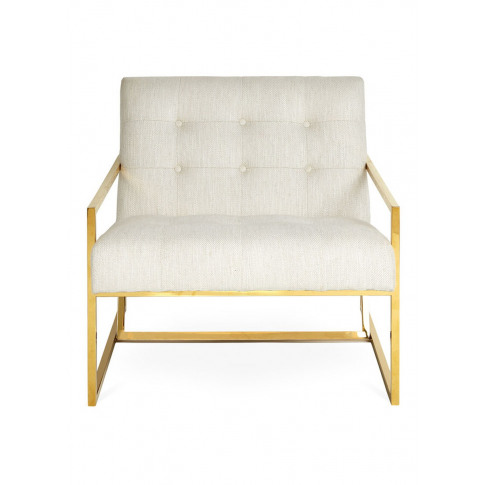 Goldfinger Lounge Chair - Lucerne Oyster