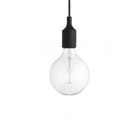 E27 Pendant Lamp - Black