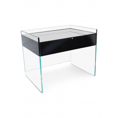 Float bedside table - Black