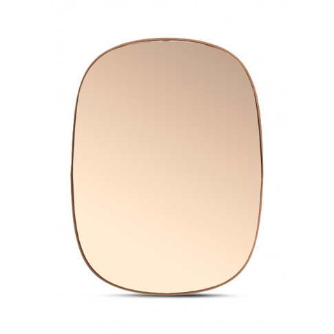 Framed Small Mirror - Rose