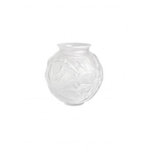 Hirondeles Medium Vase - Clear