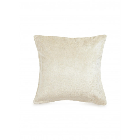 Shimmer Cushion Cover - Ivory/Gold