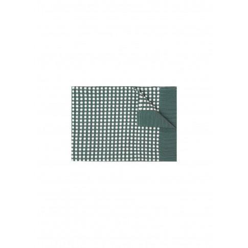 Ape tea towel - Green/Cream White