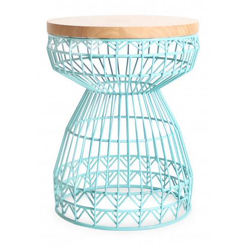 Sweet stool - Aqua