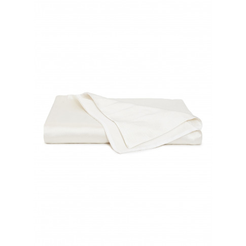 Luxury Sparkling Swirl King Size Duvet Cover - Milk/...