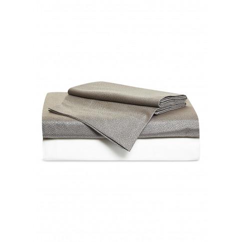 Forever Yd King Size Duvet Set - Grey/Brown