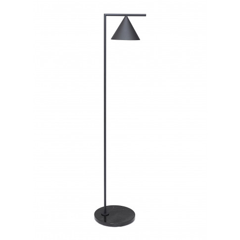 Captain Flint Floor Lamp - Anthracite
