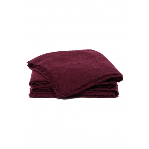 Amarone Blanket - Burgundy