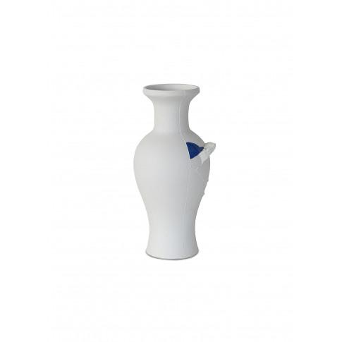 Fragment(S) Medium Vase - Cobalt Blue
