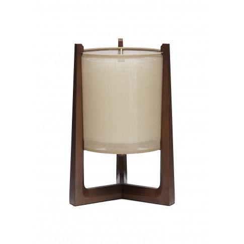Lantern Large Round Table Lamp