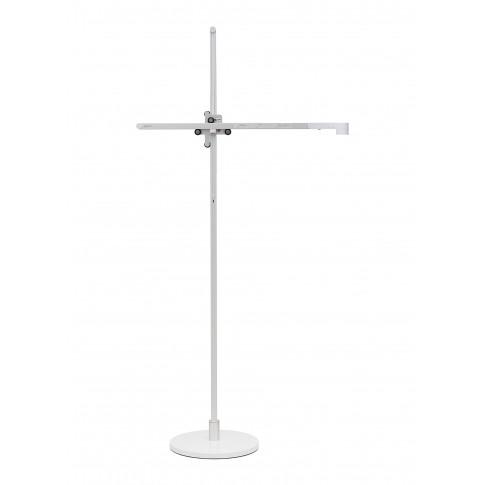 Lightcycle&Trade; Cd04 Floor Lamp - White/Silver