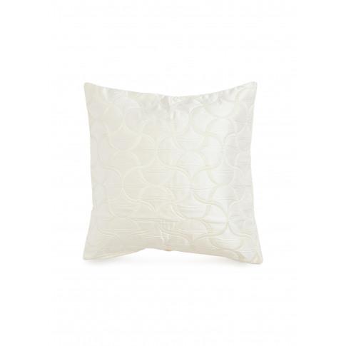 Tile Small Cushion Cover - Milk