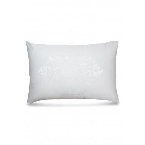 Medallion Heart Pillowcase - Light Azure