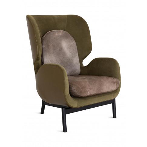 Aviso Colourblock Armchair