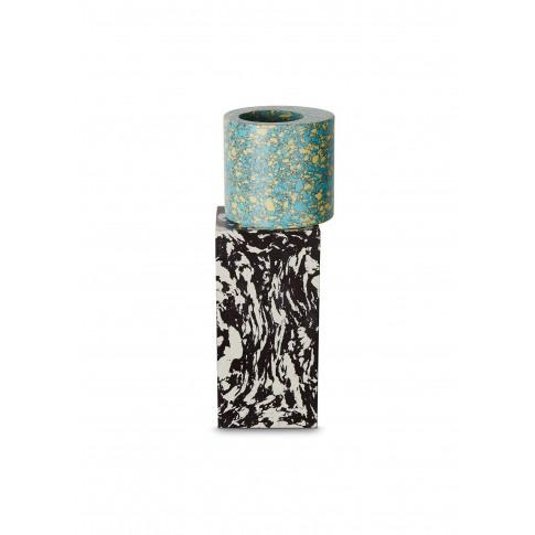 Swirl Vase - Multi