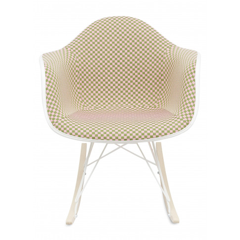Eames Moulded Rocking Armchair