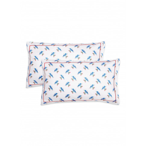 Pillowcase Set - Flying Colombo Bianco