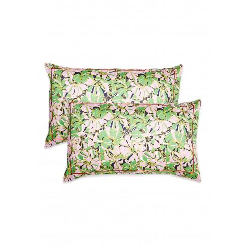 Pillowcase Set - Carnevale Pale Pink