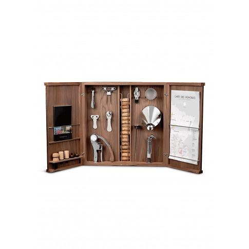 Cabinet D'Oeno-Curiosites Set