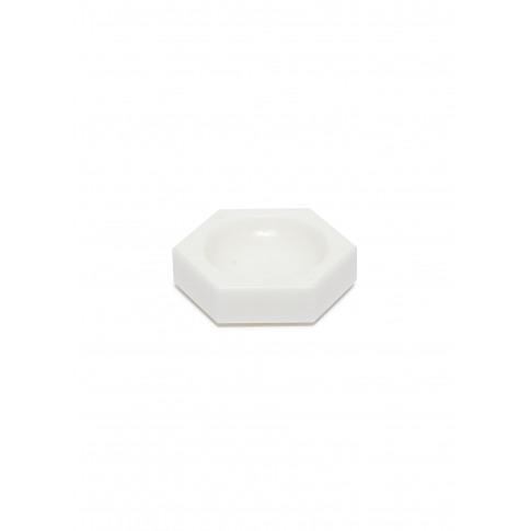 Carrara Statuary Marble Soap Dish