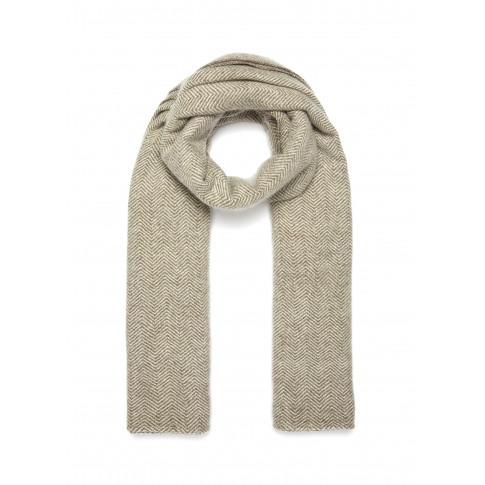 'Nomad' Herringbone Blanket
